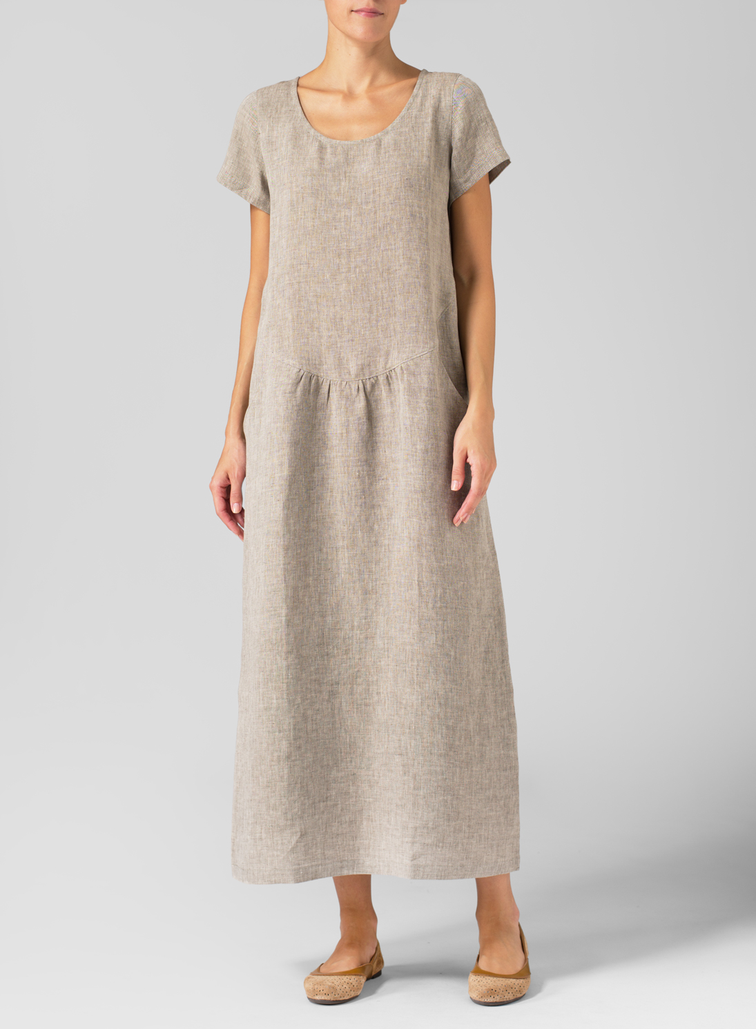 Linen Blouses And Tunics