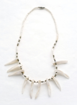 Collar Seashell Necklace