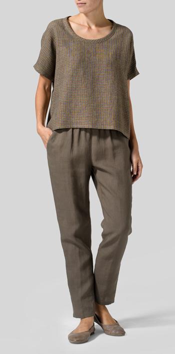 Linen Plus Size Clothing