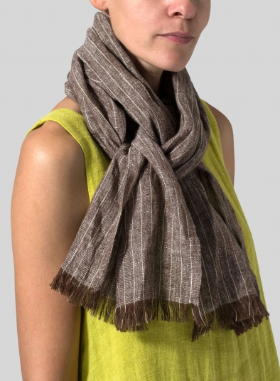 Linen Classic Scarf